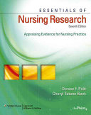 Essentials of Nursing Research  7th Ed    Study Guide PDF