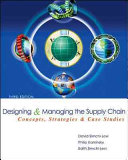 Designing and Managing the Supply Chain 3e with Student CD PDF