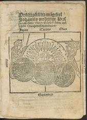 Prognosticon super solis eclipsim anno 1513