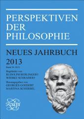 Perspektiven der Philosophie: Neues Jahrbuch