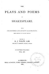 Poems. Index to the most striking passages and beauties of Shakspeare
