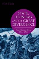 State  Economy and the Great Divergence PDF