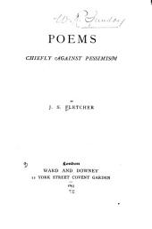 Poems, Chiefly Against Pessimism