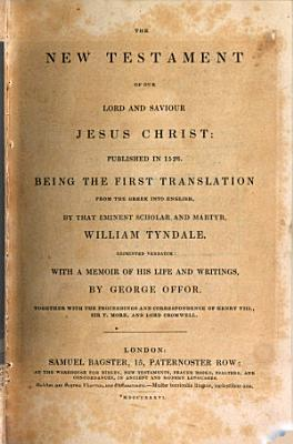 The New Testament of Our Lord and Saviour Jesus Christ PDF