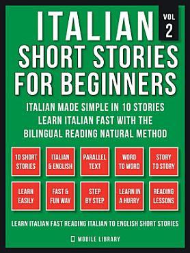 Italian Short Stories For Beginners PDF