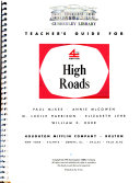 Reading for Meaning  High roads PDF