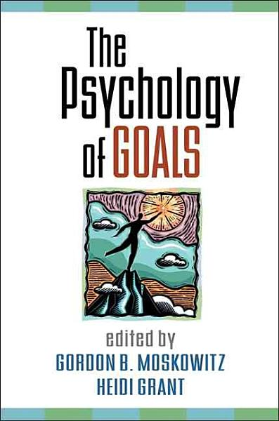 Download The Psychology of Goals Book