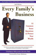 Download Every Family s Business Book