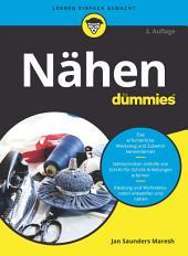 Nähen für Dummies: Ausgabe 2