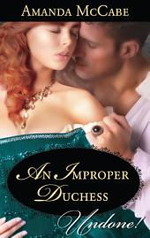 An Improper Duchess