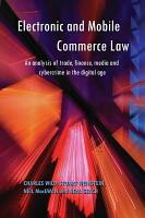 Electronic and Mobile Commerce Law PDF