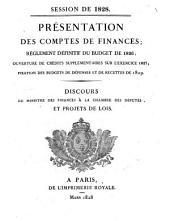 Comptes rendus par les ministres: Volume43