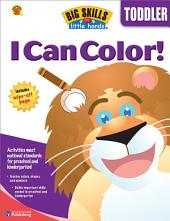I Can Color, Grade Toddler