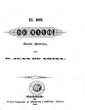 El Dos de mayo: novela historica