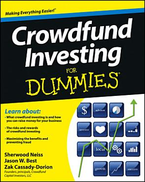 Crowdfund Investing For Dummies PDF