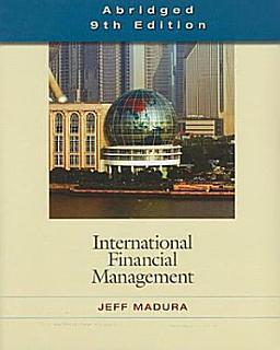 International Financial Management  Abridged Edition Book