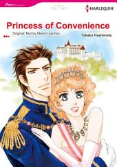 Princess of Convenience: Harlequin Comics