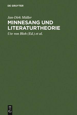 Minnesang und Literaturtheorie PDF