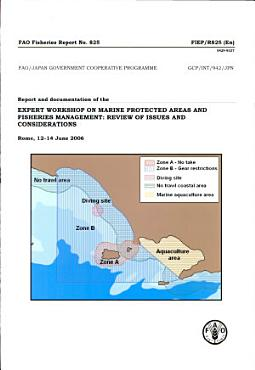 Report and Documentation of the Expert Workshop on Marine Protected Areas and Fisheries Management PDF