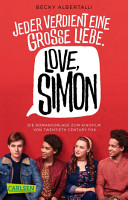 Love  Simon  Nur drei Worte     Love  Simon  PDF