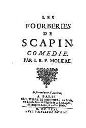 Les fourberies de Scapin: Comedie