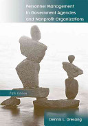 Personnel Management in Government Agencies and Nonprofit Organizations PDF