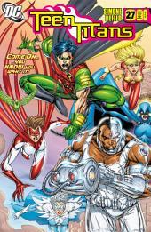 Teen Titans (2003-) #27