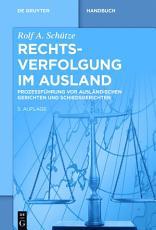 Rechtsverfolgung im Ausland PDF