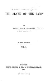 The Slave of the Lamp: Volume 1