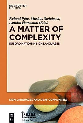 A Matter of Complexity PDF