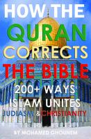 200  Ways the Quran Corrects the Bible PDF