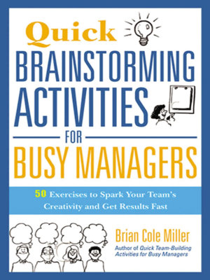 Quick Brainstorming Activities for Busy Managers PDF