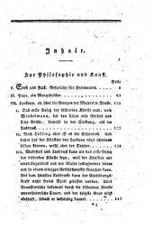 Sämmtliche Schriften: Band 2