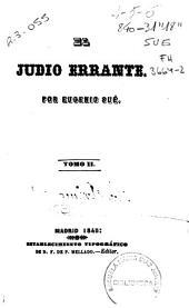 El judio errante: Volumen 2