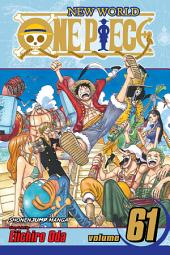 One Piece, Vol. 61: Romance Dawn for the New World
