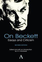On Beckett Book PDF