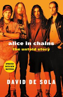 Alice in Chains Book