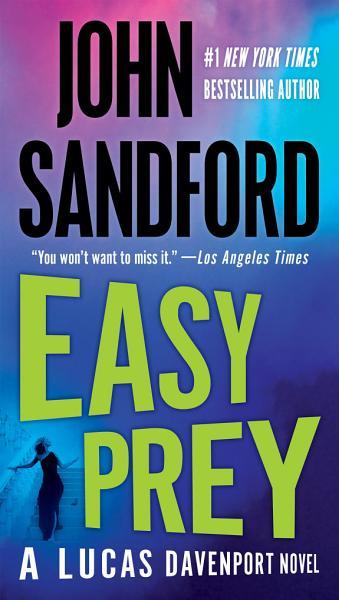 Download Easy Prey Book