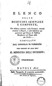 Notizia sopra li grani di sanità del dottor Franck