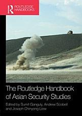 Handbook of Asian Security Studies PDF