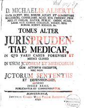 Systema jurisprudentiae medicae: Band 2