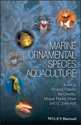 Marine Ornamental Species Aquaculture PDF
