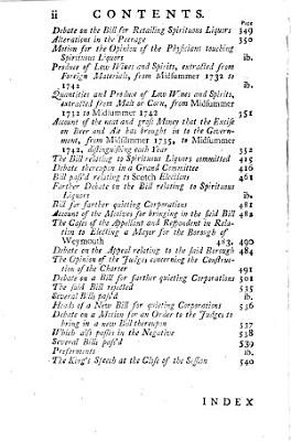 The History and Proceedings of the House of Lords  from the Restoration in 1660  to the Present Time     With an Account of the Promotions of the Several Peers  and the State of the Peerage in Every Reign