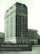 The Stirling water-tube boiler