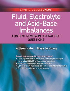 Fluid  Electrolyte  and Acid Base Imbalances PDF