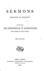 Sermons Preached at Brighton PDF
