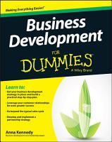 Business Development For Dummies PDF