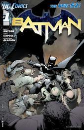 Batman (2011- ) #1