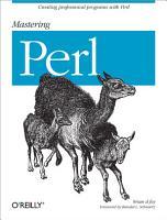 Mastering Perl PDF