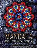 Mandala Coloring Book   Vol 17